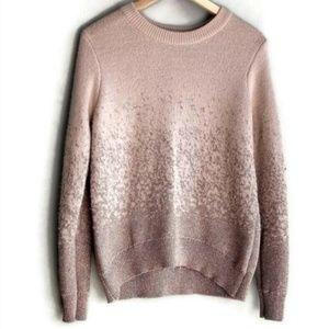 H&M Sweater Pink Size M